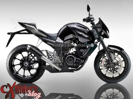 new yamaha byson fz 160 2012