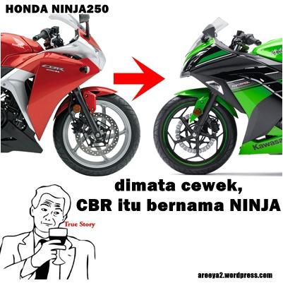 honda ninja