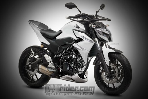 modifikasi cb150r fairing