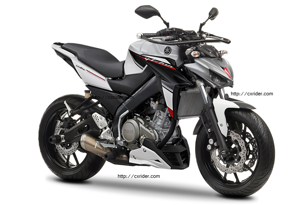 Konsep Modifikasi New Vixion Advance Fighter
