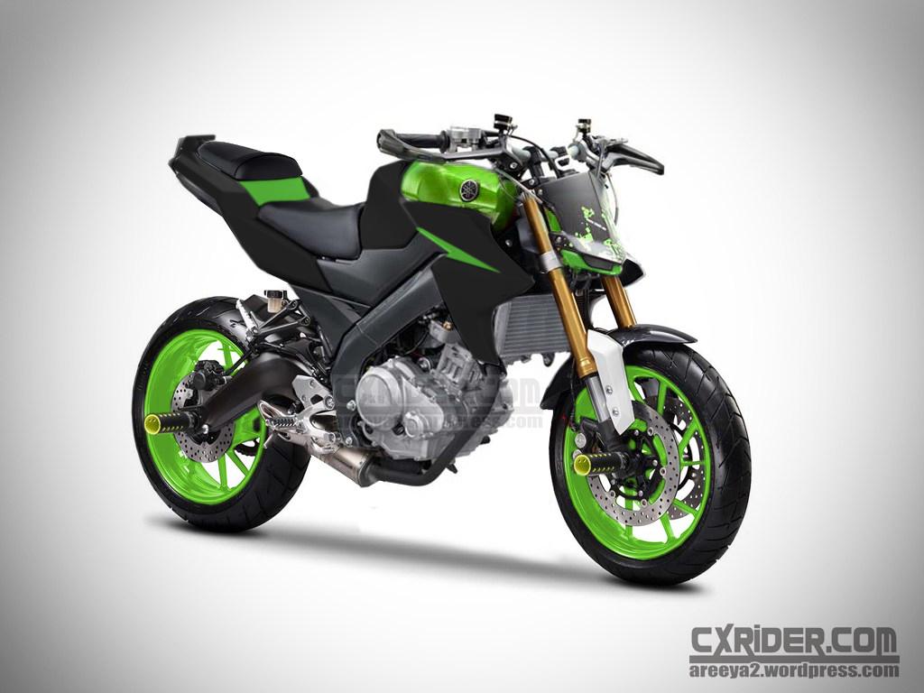 Modifikasi Yamaha New Vixion Streetfighter Cxrider Com