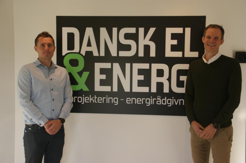 dansk el og energi certificeret commissioning