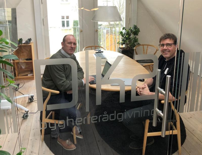 For et par uger siden gennemførte Anders Bentzen og Ivan Christensen vores trænings workshop og har nu begge modtaget deres CXweb certifikater.