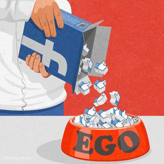 facebook-ego