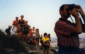 Bataille de photographes à la Portaria
