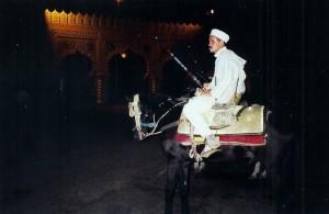 """Fantasia """"Chez Ali"""" à Marrakech"""