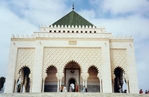 Le Mausolée Hassan II