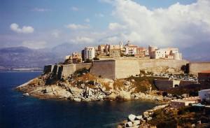 La citadelle de Calvi