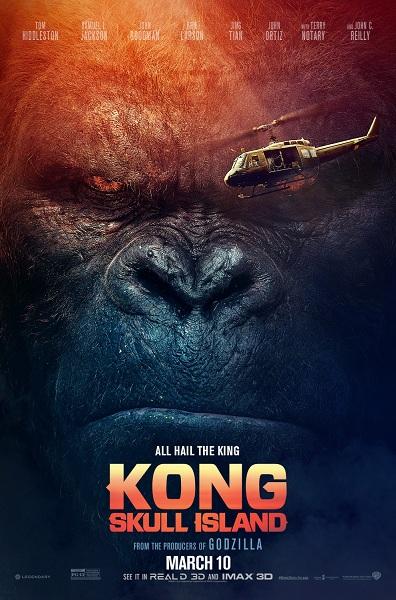 Kong: Skull Island คอง มหาภัยเกาะกะโหลก (DVD Master) 1 แผ่นจบ  (พากย์ไทย/อังกฤษ/ซับไทย) - baan-maew : Inspired by LnwShop.com