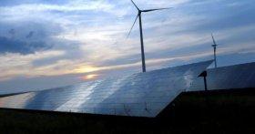 Wende mit Wind und Sonne: Erstmals gab es 2020 in Europa mehr grünen als fossilen Strom.