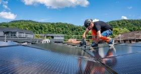 CKW: Kontinuierliche Ausweitung des Solarbereiches
