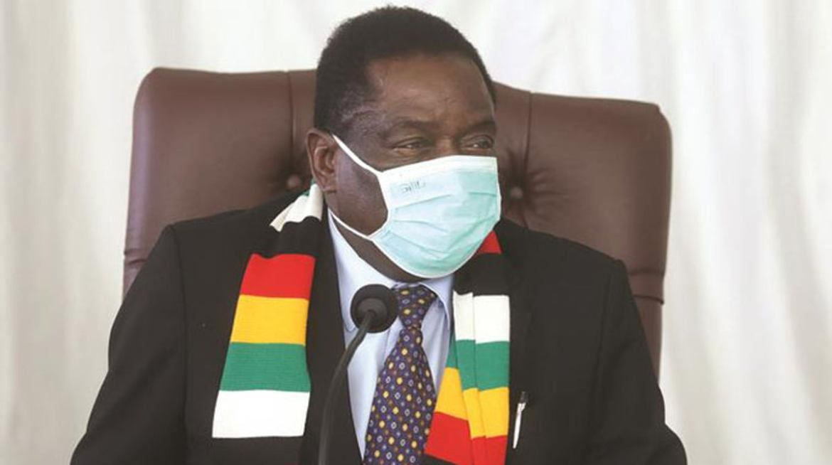 "Mnangagwa Calls For An End To ""Catch-And-Release Syndrome"""