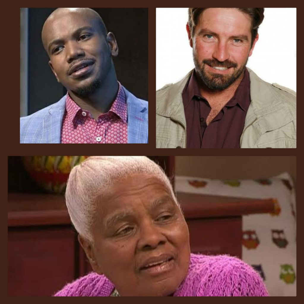 Soapie characters stuck with No Storylines