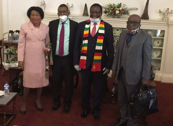 George Charamba Sets The Record Straight About SA Envoys