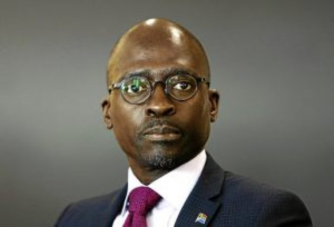Malusi Gigaba Exposed Barely A Week After Wife's Arrest