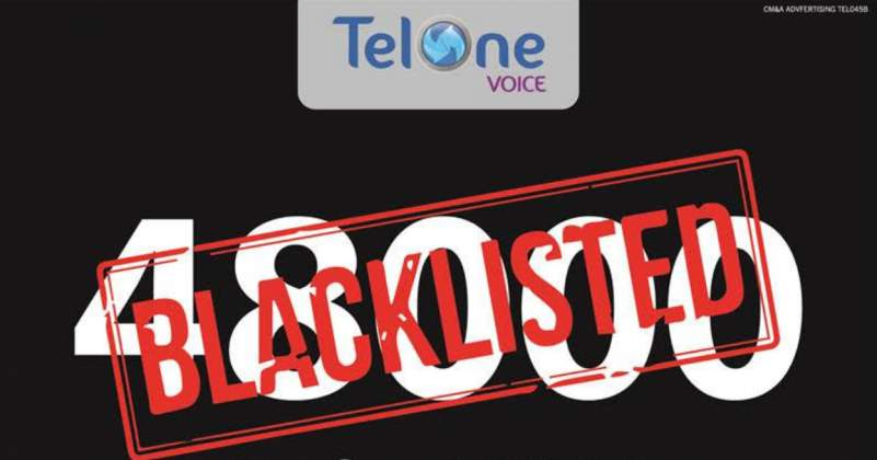 Telone Threatens To Blacklist Subscribers