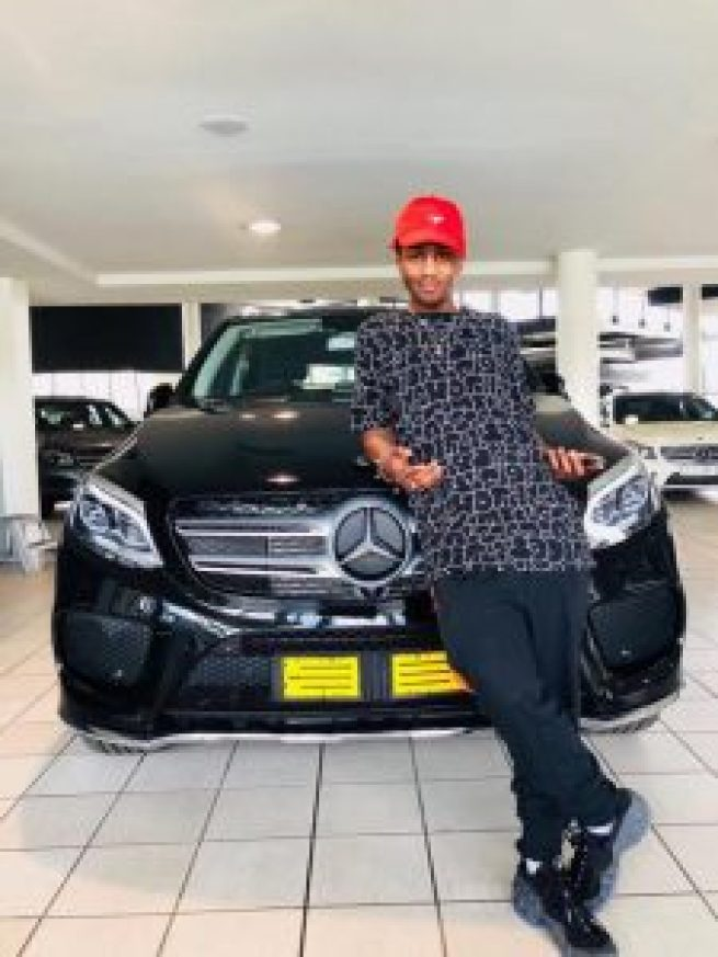 Top 5 South African Celebrities Who Drive Expensive Mercedes Benz