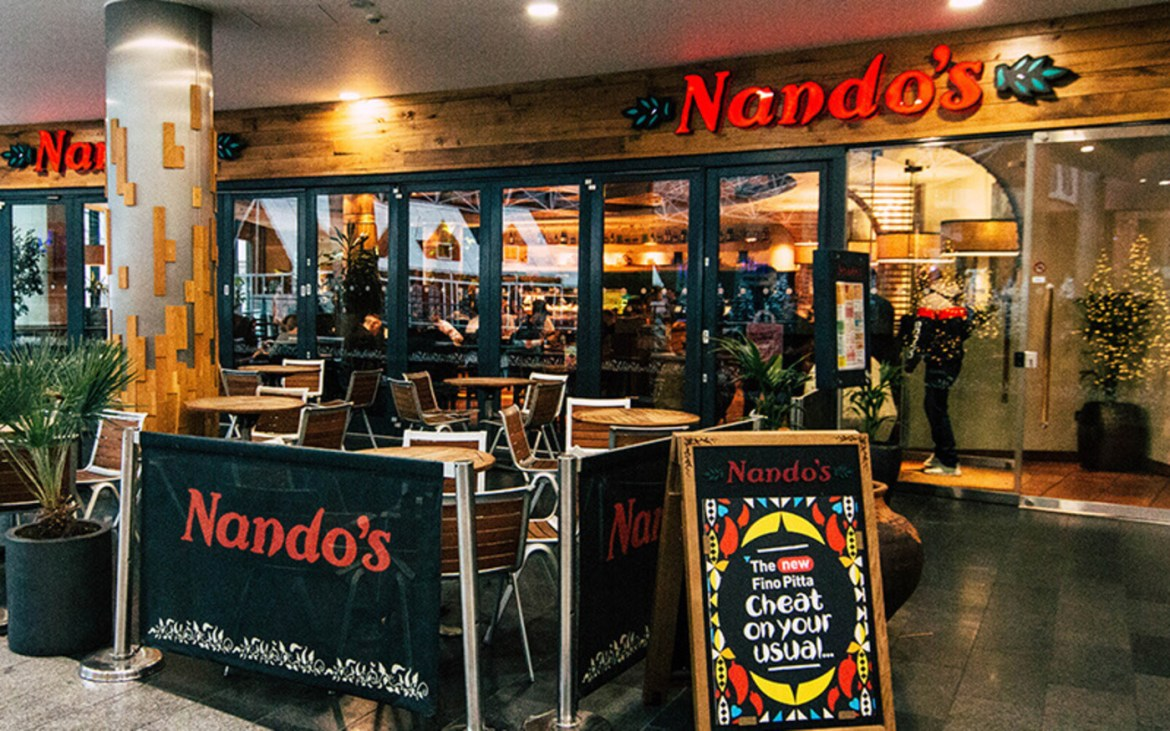 Nando's Workers Filmed Removing Expiry Date Stickers