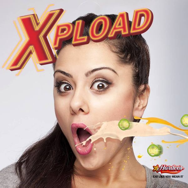 Naughty Adverts From The Food Industry That Are Sexually Suggestive
