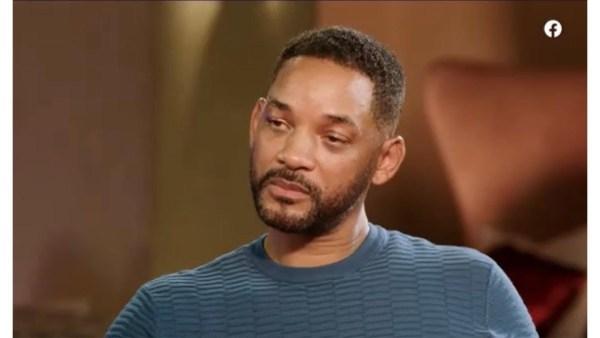 Will Smith And Jada Laugh At Entanglement