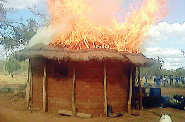 Tragedy AsSix-year-old Girl Gets Burnt To Death After Playing With Matches In Deserted Hut-iHarare
