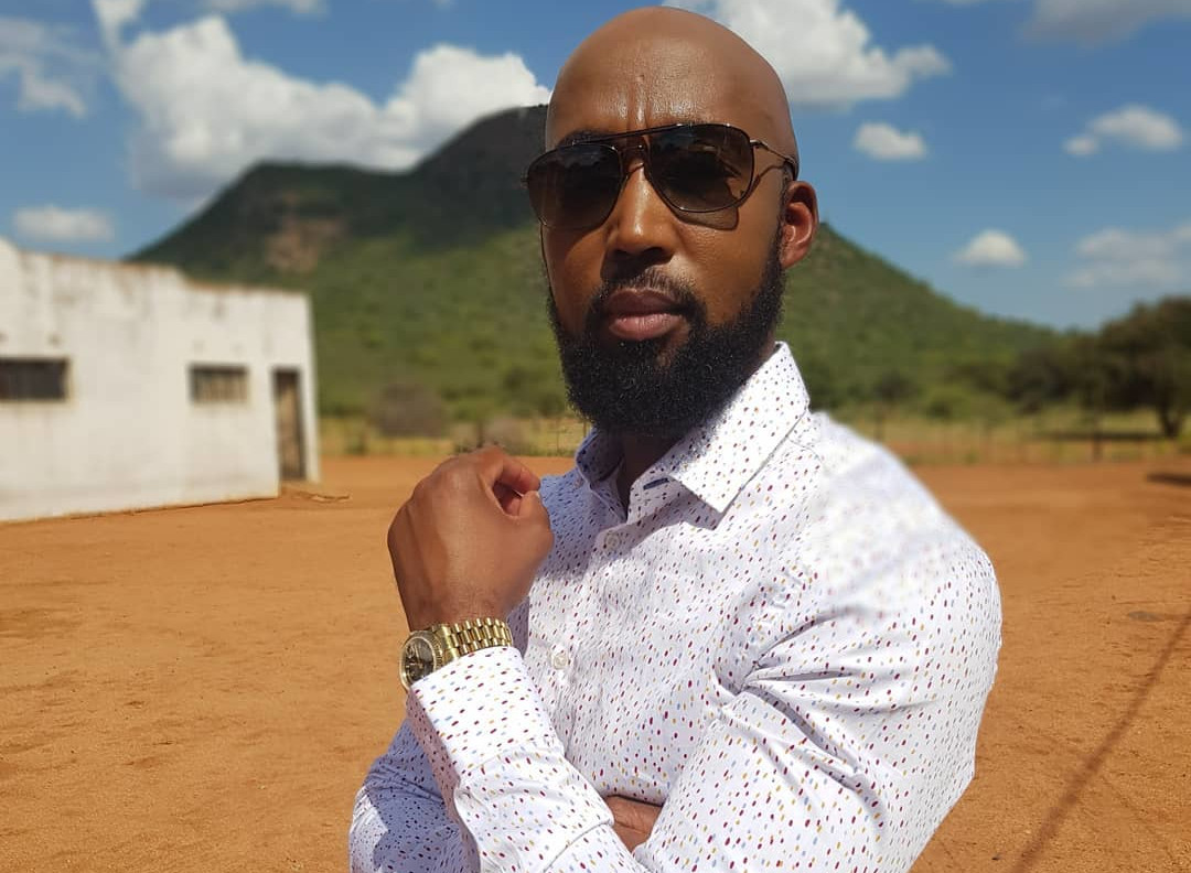 Muvhango's James Offers Relationship Advice