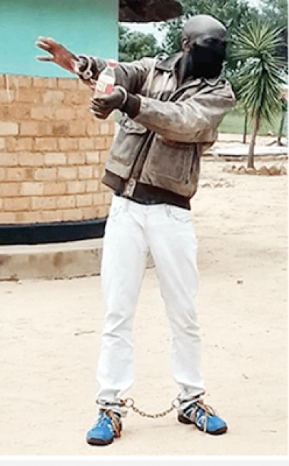 Unrepentant Son Who Murdered Elderly Parents In Mangwe Speaks-iHarare