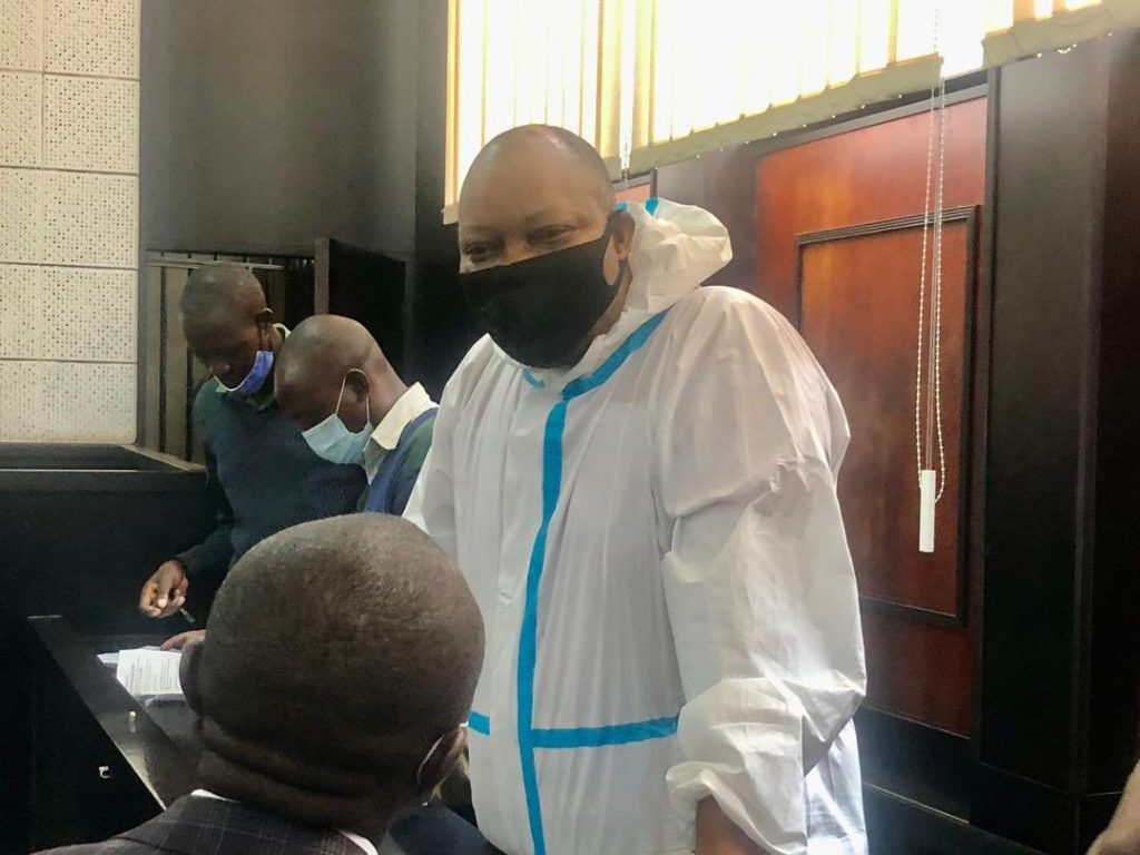 Job Sikhala Granted Bail After Spending 23 Days Behind Bars