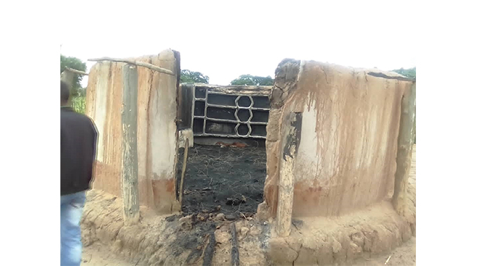 Three Houses Mysteriously Burn To Ashes In A Suspected Witchcraft Case
