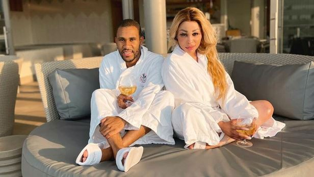 Zim Millionaire Kudzai Mushonga Spoils His Bae Khanyi Mbau With Gucci Presents-iHarare