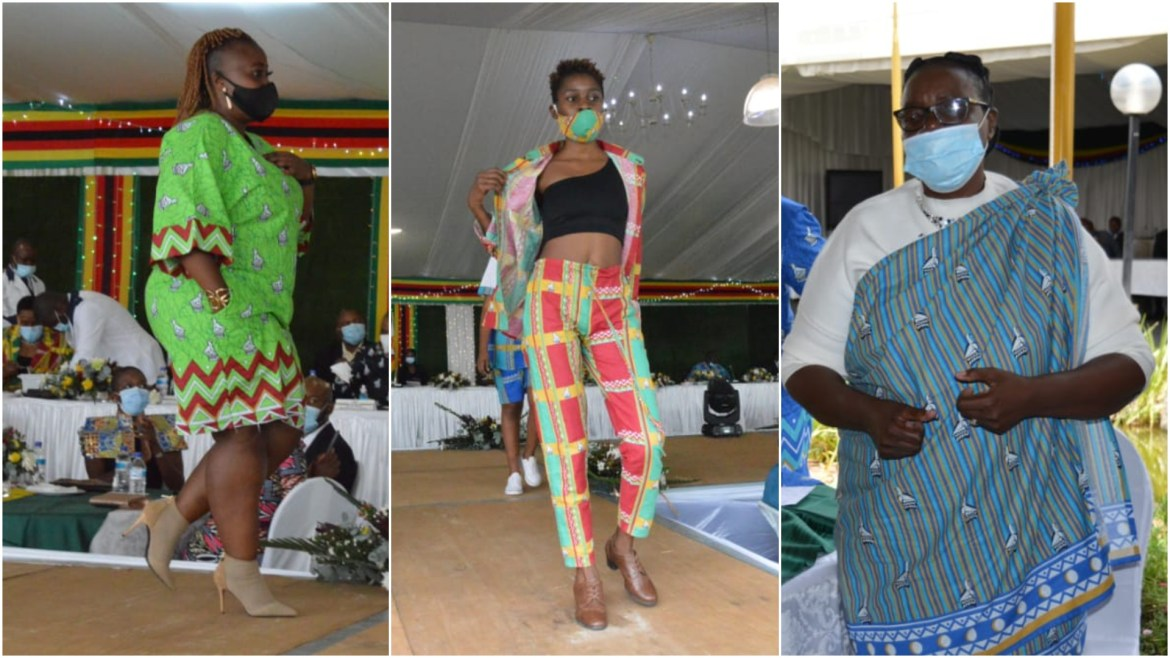 How Zimbabweans Reacted To The National Dress Fabric
