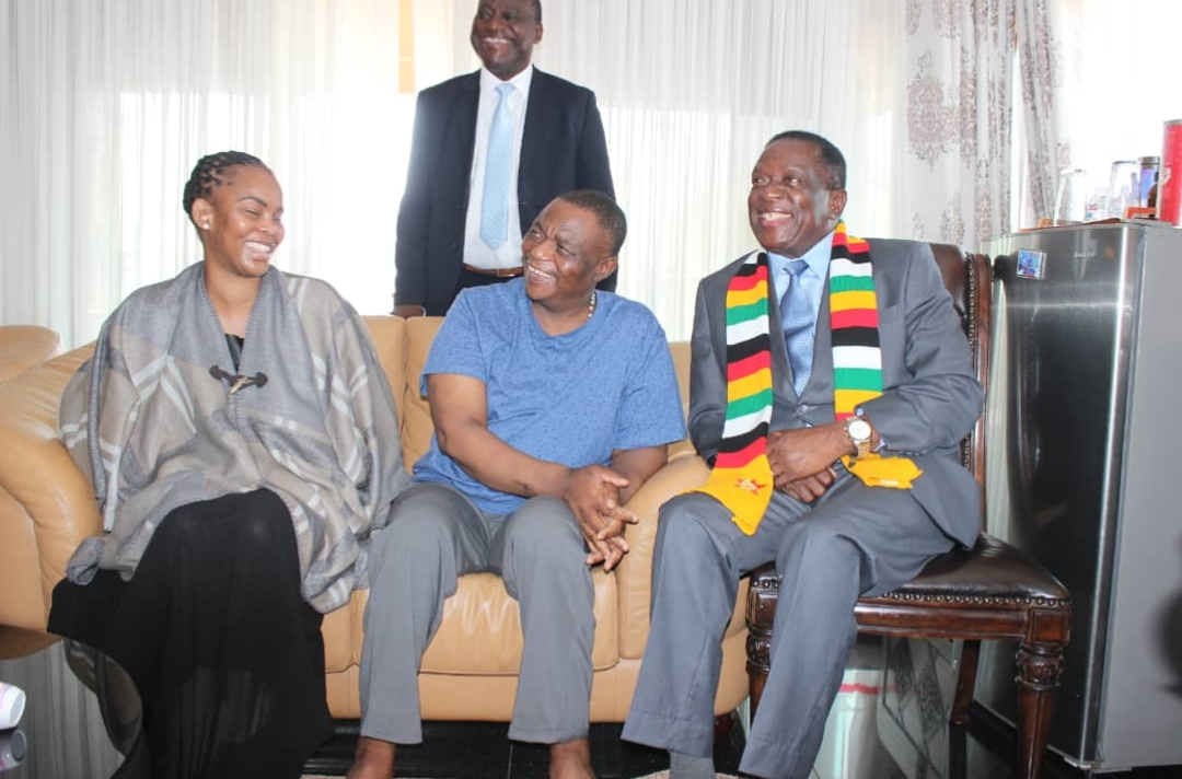 I Was A Good Wife: Marry Opens Up On How Relationship With VP Chiwenga Soured