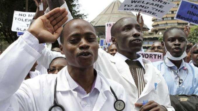 Zimbabweans React To The Militarization Of Junior Doctors