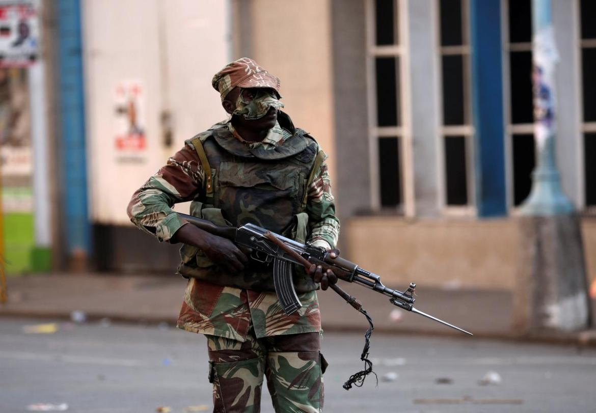 Soldiers Open Fire At Villagers In Gweru Killing One Person iHarare.
