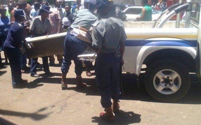 Binga Serial Killer Attends Victims' Funeral