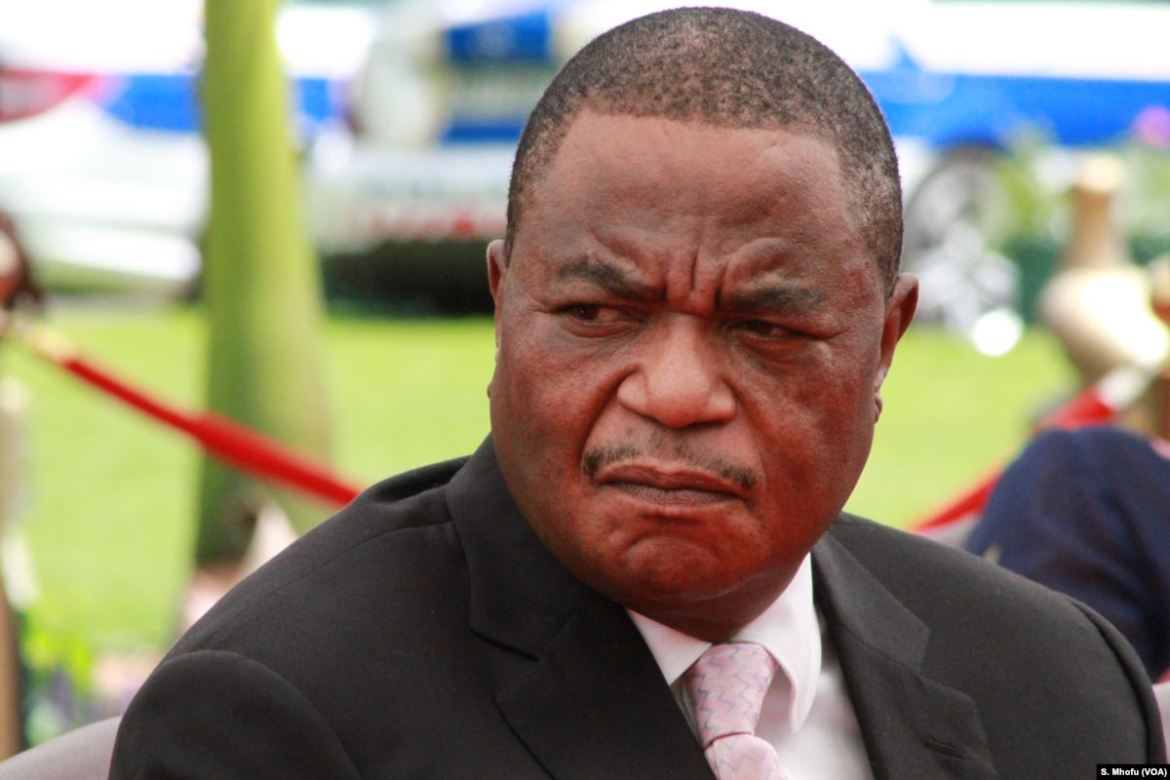 High Drama As VP Chiwenga Dumps Marry's Clothes At Her Office-iHarare