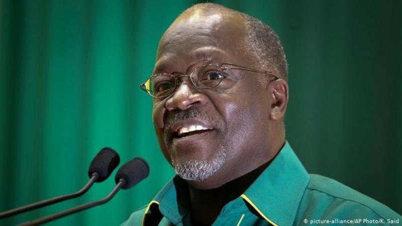 Fired Zimbabwe Minister Celebrates John Magufuli's Death