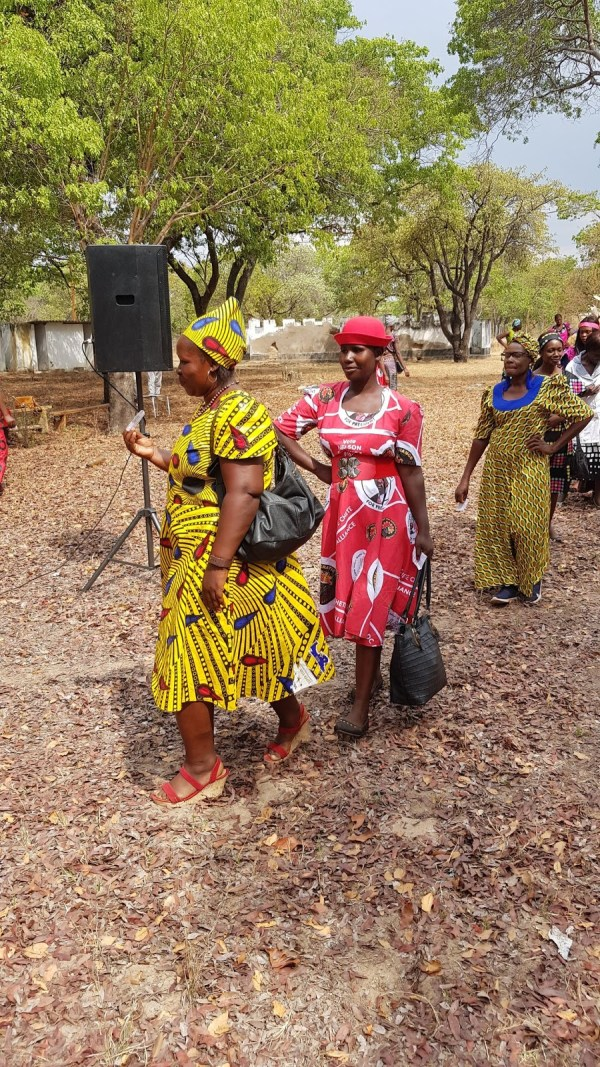 MDC holds modeling show for rural women