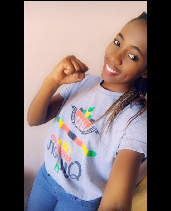 "Meet this ""FINE"" ZANU-PF supporter who popularised ED PFEE slogan"