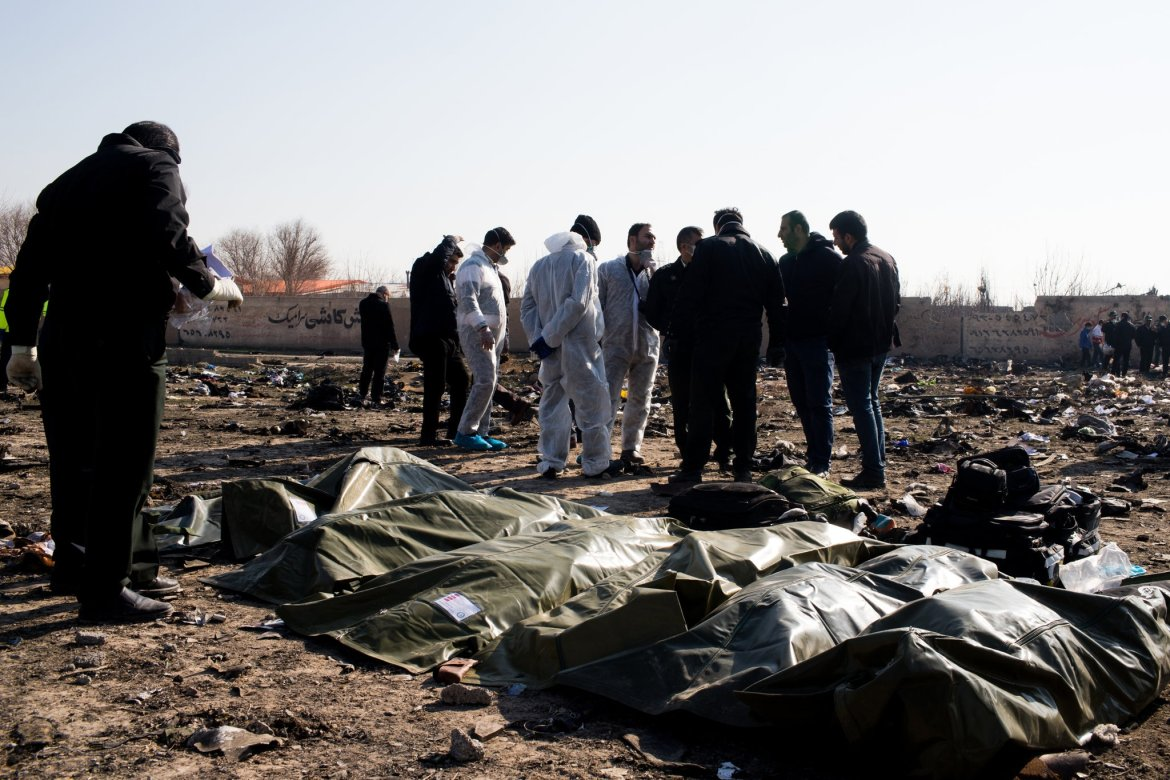 Iran Unintentionally Shot Down Ukrainian plane