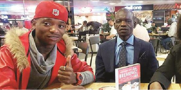 Khama Billiat's father in trouble over baby mama