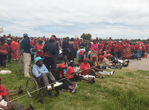 Agenda 2020 Launch By Chamisa