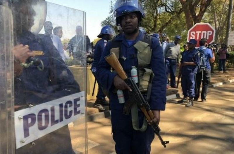 ZRP Declares That NO Protests Will Take Place