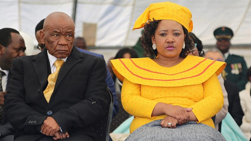 Lesotho's First Lady Arrested For Murder