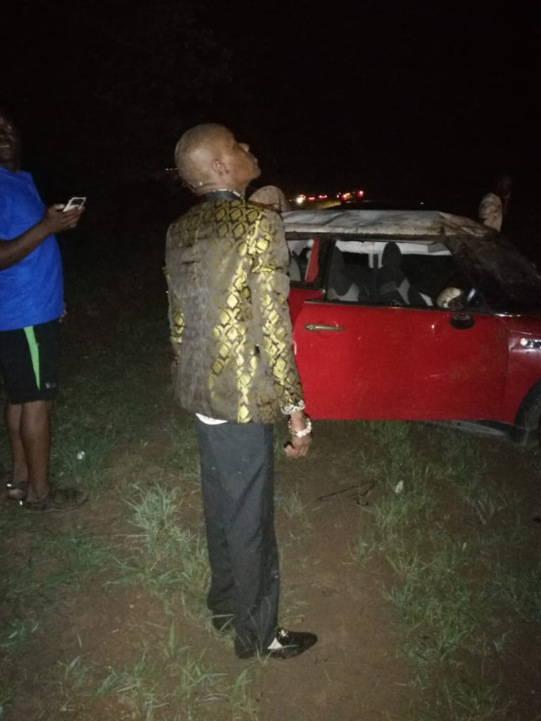 Soul Jah Love In Accident
