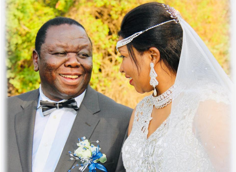 Elizabeth Macheka Remembers Her Late Husband Morgan Tsvangirai-iHarare