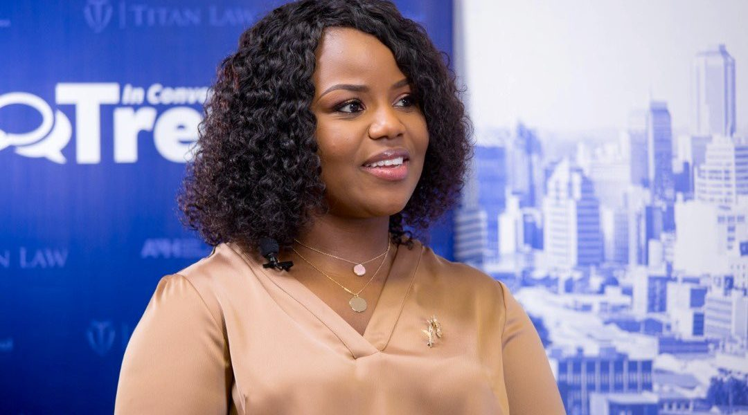 Doctor Asks Fadzayi Mahere For A Date