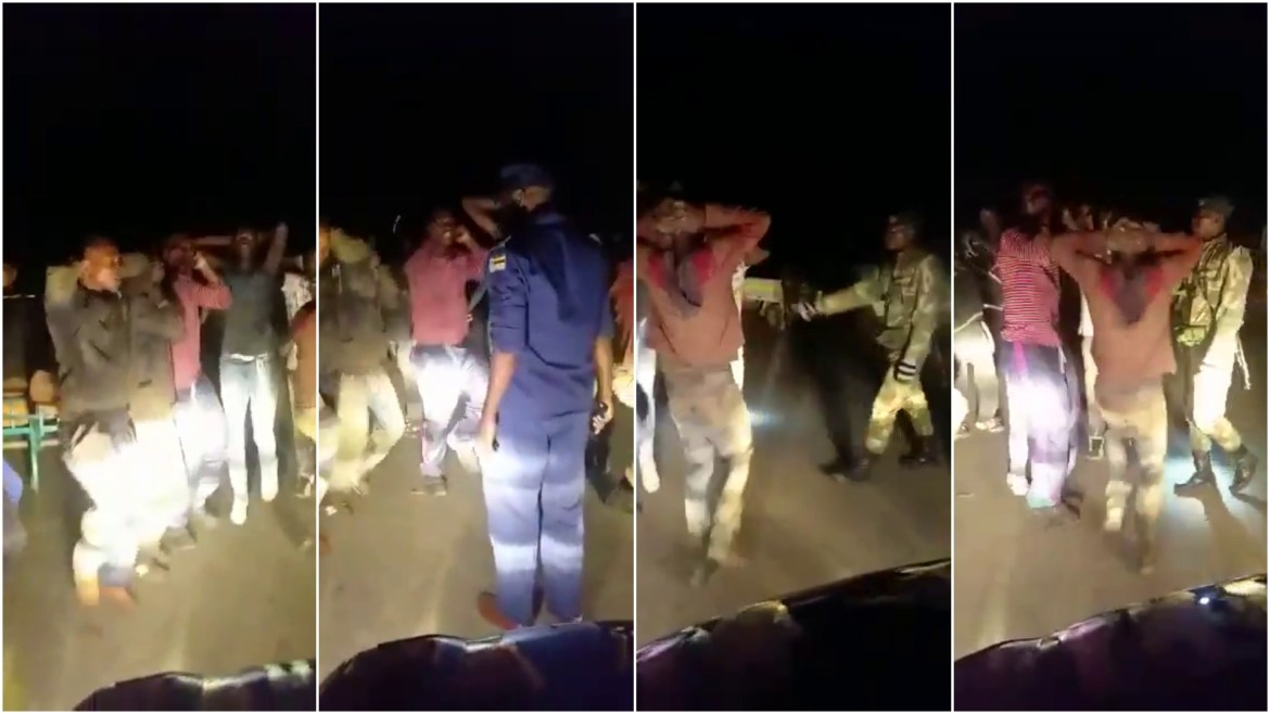 Army Breaks Silence On Soldiers Beating Up Civilians
