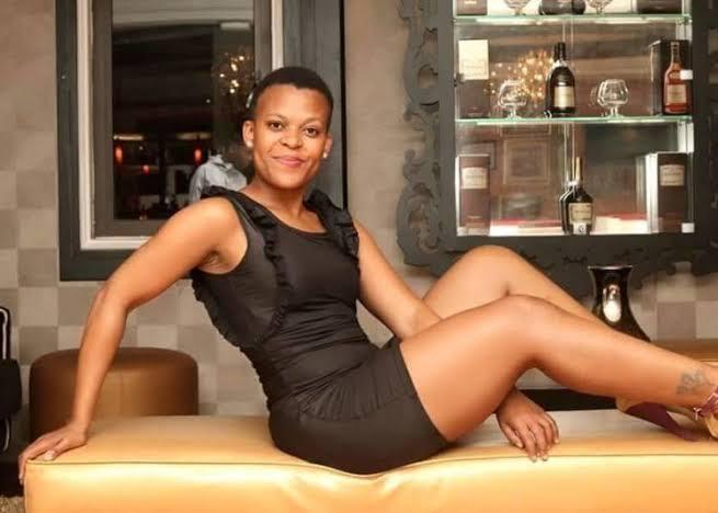 Zodwa WaBantu Gets A Boob Job