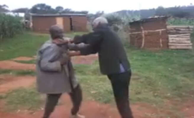 Sabhuku Bashes Villager With Fists After Exchanging Harsh Words